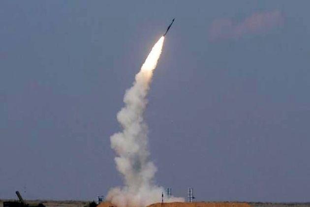 حمله موشکی در جنوب سرزمینهای اشغالی فلسطین