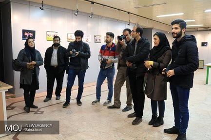 افتتاح نمایشگاه عکس «۴۰ عکس ۴۰ عکاس»