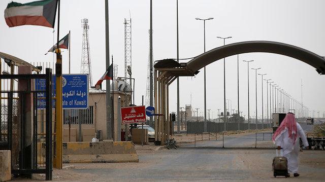تامین مالی بازسازی گذرگاه صفوان توسط کویت
