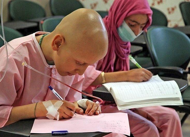 ایجاد روحیه در بیماران سرطانی نقش بسزایی در روند درمان دارد