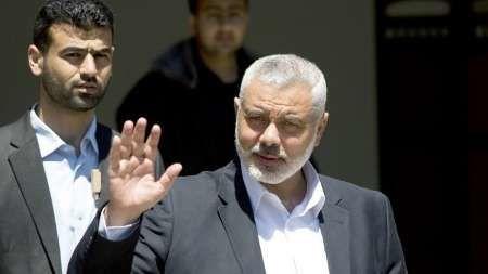 حماس از سفر قریب الوقوع اسماعیل هنیه به ایران خبر داد
