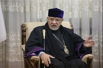 اسقف اعظم ارامنه تهران حمله موشکی آمریکا به سوریه را محکوم کرد