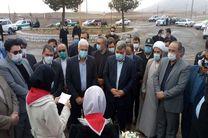 محمدصادق معتمدیان در سفر یک روزه از شهرستان تربت حیدریه و توابع آن بازدید کرد