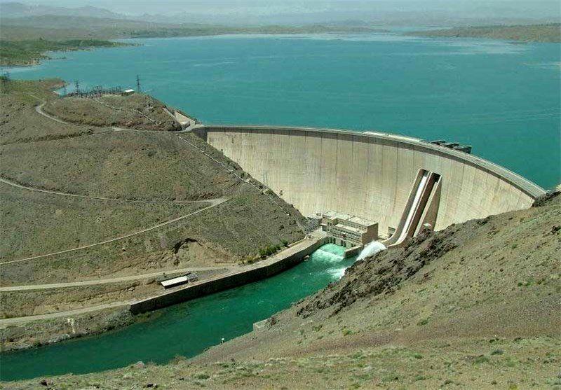 افزایش 190 درصدی حجم آب سد زاینده رود نسبت به مدت مشابه سال گذشته