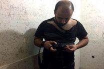 عکاس اهوازی مورد حمله فیزیکی نیروهای شهرداری اهواز قرار گرفت