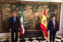 مناسبات اروپا با ایران نباید تابعی از نوع رفتار آمریکا باشد