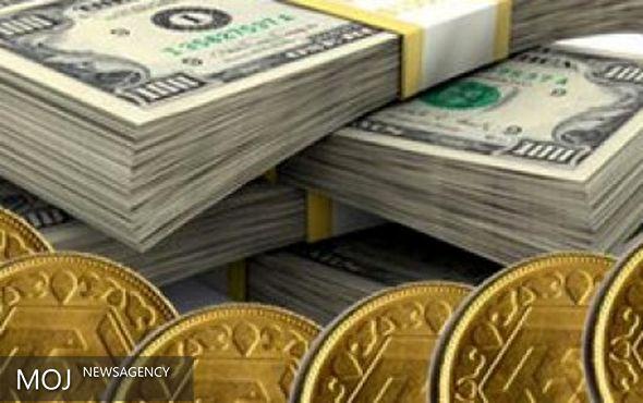 قیمت انواع سکه و ارز گران شد + جدول