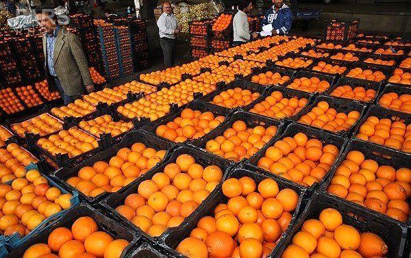 ذخیره سازی دو هزار و 500 تن میوه شب عید در خوزستان