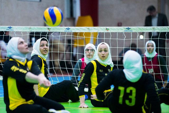دعوت بانوی اصفهانی به  تیم ملی والیبال نشسته