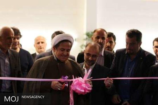 نخستین نمایشگاه صنعت ویلا و گل و گیاه در منطقه آزادانزلی افتتاح شد