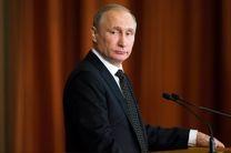 پوتین:از بین بردن تروریسم نیازمند همکاری کشورهای مختلف است