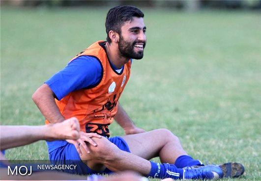 قرارداد رضایی و باقری با استقلال در هیأت فوتبال تهران به ثبت رسید + تصاویر