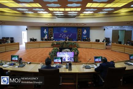 یکصد و سی و چهارمین جلسه شورای اجتماعی کشور