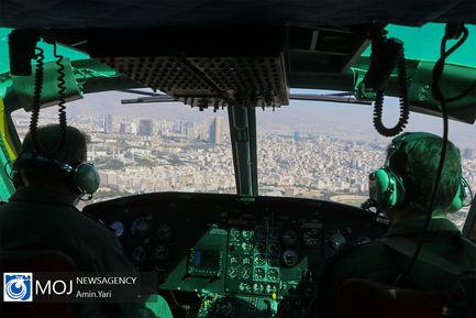 انتقال هوایی قلب از مشهد برای نجات دختر ۱۳ ساله تهرانی