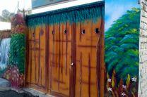 طرح زیباسازی مدارس روستاهای محروم استان قم اجرایی شد