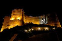 آخرین وضعیت قلعه فلک الافلاک/ یک تیم مشاور فنی در حال بررسی شرایط قلعه ساسانی است
