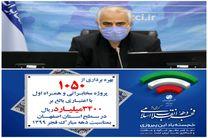 1050 طرح مخابراتی در استان اصفهان افتتاح شد