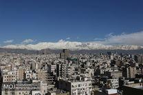 کیفیت هوای تهران در 27 اسفند 97 پاک است