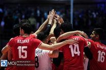 پخش زنده بازی والیبال ایران و قطر از شبکه سه سیما