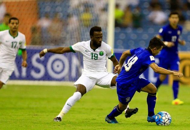 پیروزی با 5 گل/ عربستان 5 جامائیکا 2
