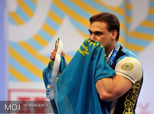 احتمال زیاد مثبت شدن تست وزنهبردار قزاقستانی