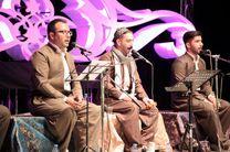 آغاز به کار جشنواره مولودی خوانی هه تاو در سنندج