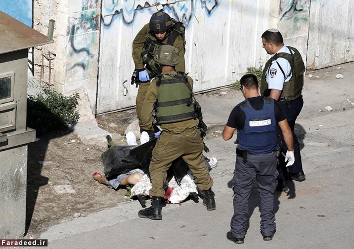 صهیونیست ها یک جوان فلسطینی را شهید کردند