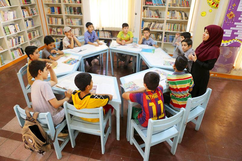 راه اندازی کانون پرورش فکری کودکان و نوجوانان در شهرستان خمیر