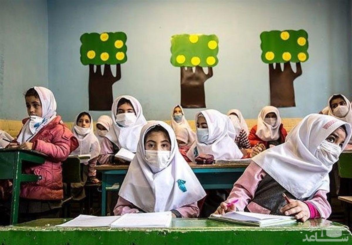 بارگشایی مدارس به وضعیت واکسیناسیون در کشور بستگی دارد