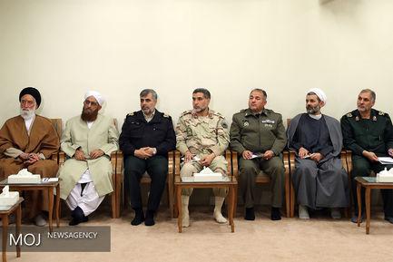 دیدار دستاندرکاران کنگره شهدای سیستان و بلوچستان