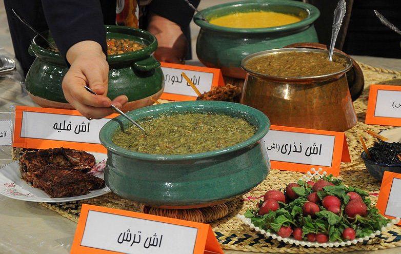 اولین جشنواره گردشگری غذا و هنر ایرانی در میناب برگزار شد