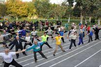 تدارک 20 نقطه شهر برای ورزش و تندرستی مردم