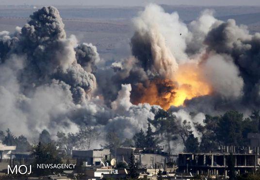 درخواست دیپلمات های آمریکایی برای آغاز حملات هدفمند در سوریه
