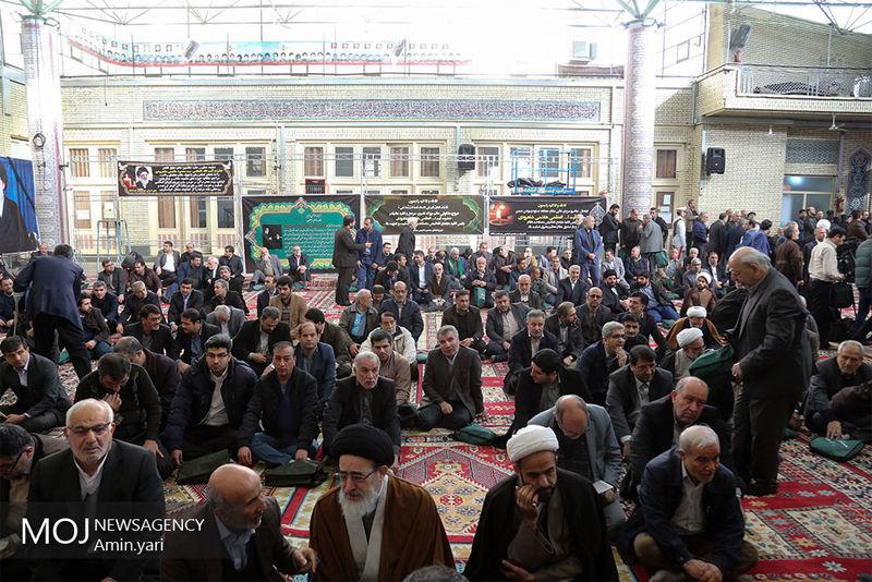 تلاش شهرداری تهران برای تکمیل زیرزمین مسجد ارک پیش از آغاز ماه محرم