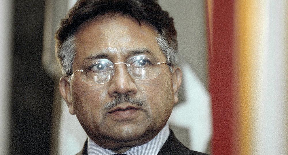 Pakistan court canceled the death sentence of Pervez Musharaff