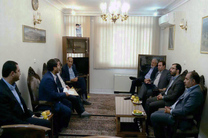 اعضای مجمع نمایندگان با استاندار لرستان دیدار و گفتوگو کردند