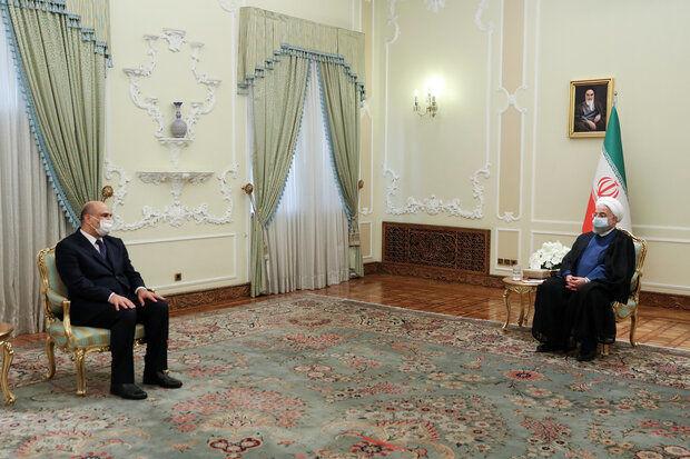 دولت ایران مصمم به حمایت از صلح، ثبات و امنیت عراق است