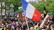 تظاهرات جلیقه زردها در فرانسه وارد هفته پنجاه و دوم شد