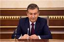 رئیس جمهور ازبکستان عازم قزاقستان شد