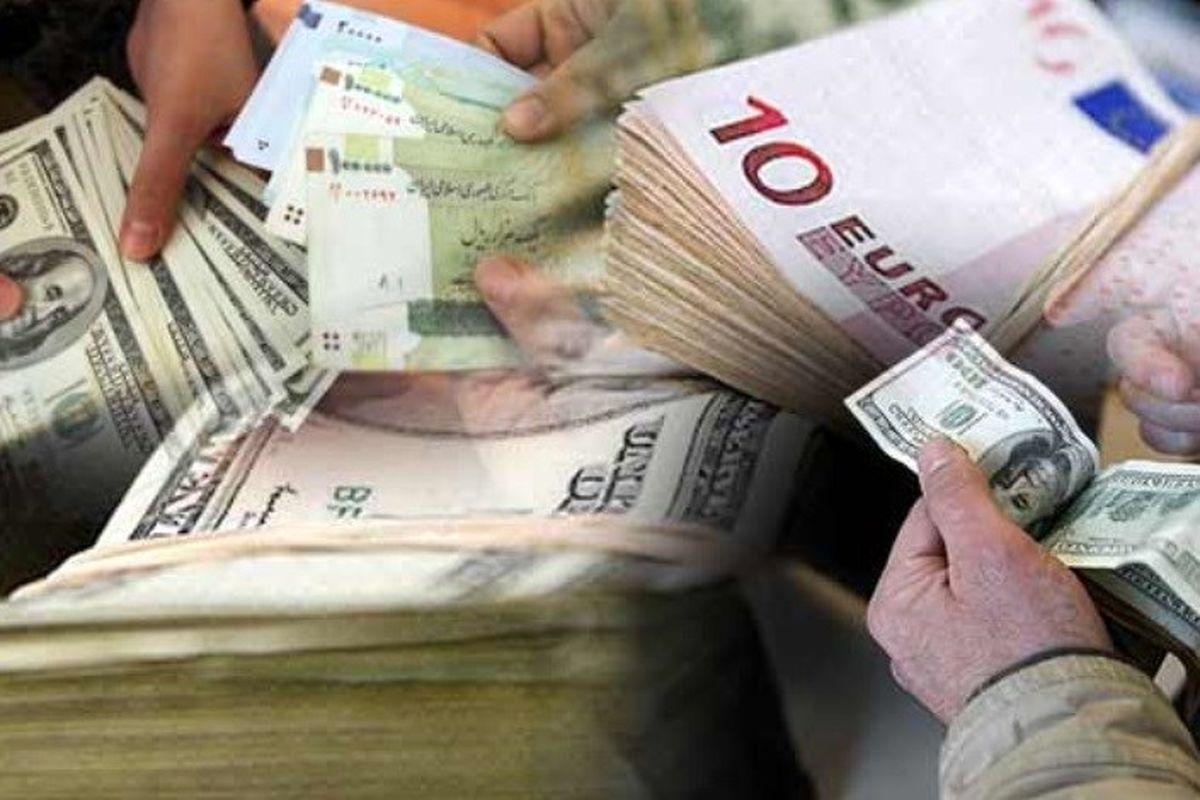 قیمت ارز دولتی۱۳ اسفند ۹۹/ نرخ ۴۷ ارز عمده اعلام شد