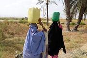 مشکلات آبی روستاهای سیریک را به حداقل می رسانیم