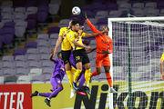 نتیجه بازی بازی السد و سپاهان در نیمه نخست