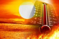 هشدار سازمان هواشناسی نسبت به احتمال دمای ۵۰ درجه در دو استان