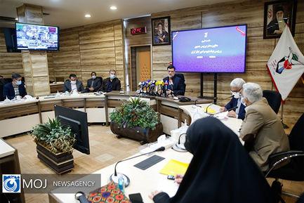 اولین نشست خبری رییس بنیاد شهید و امور ایثارگران