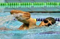 یک طلا و یک برنز حاصل کار شناگر کرمانشاهی
