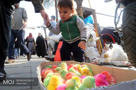 حال و هوای مراکز خرید در آستانه نوروز