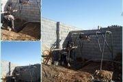 دو حلقه چاه غیر مجاز در استان اصفهان پر و مسدود شد