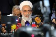 بازدید حجت الاسلام منتظری از زندان بزرگ فشافویه