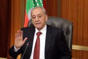 نبیه بری بار دیگر رئیس پارلمان لبنان شد