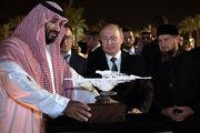 پوتین در مورد قیمت نفت با مقام های سعودی گفتگو کرد